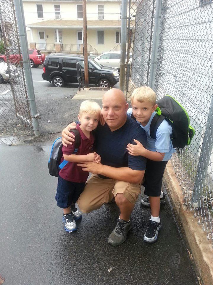 John Zelinski & his boys
