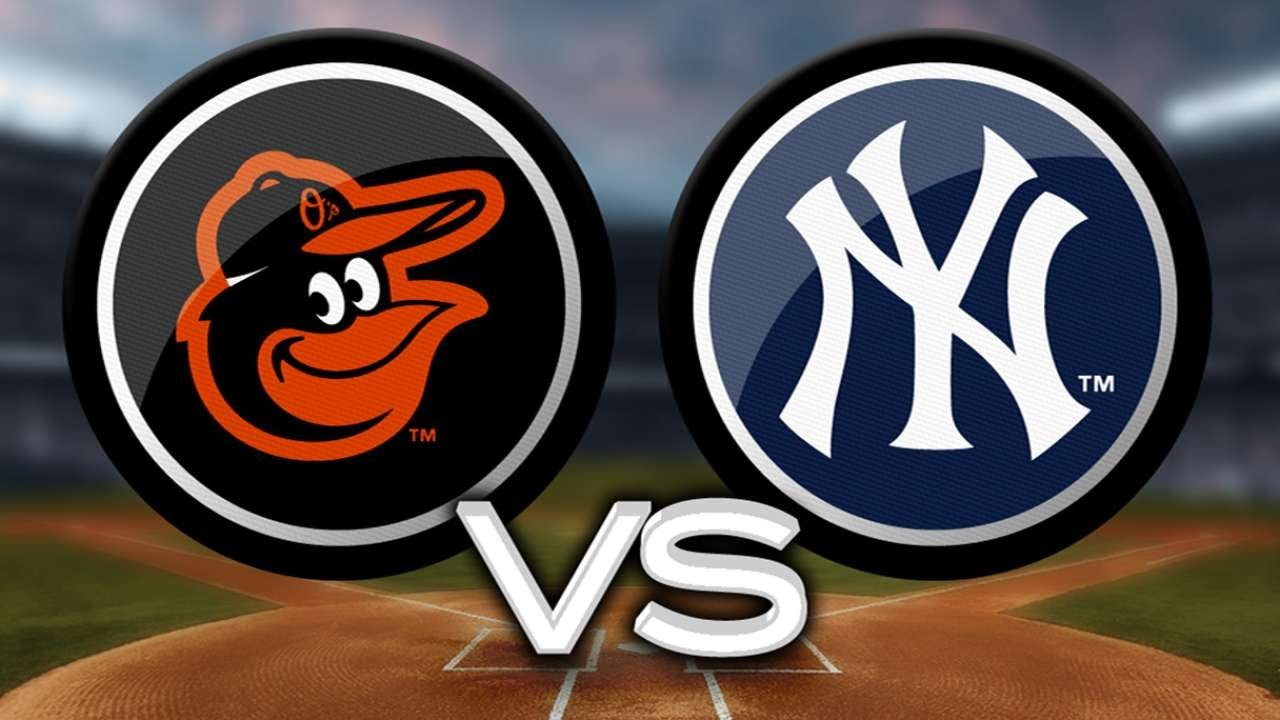 Image result for yankees vs orioles