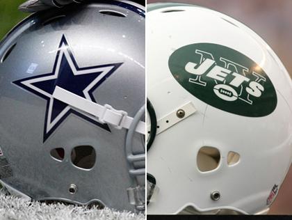 October 13 -- Dallas Cowboys vs  New York Jets