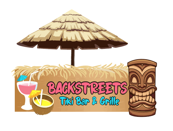 Backstreets Grill_White